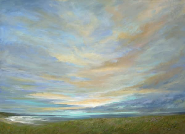 Coastal Sky Art | SHEILA FINCH FINE ART