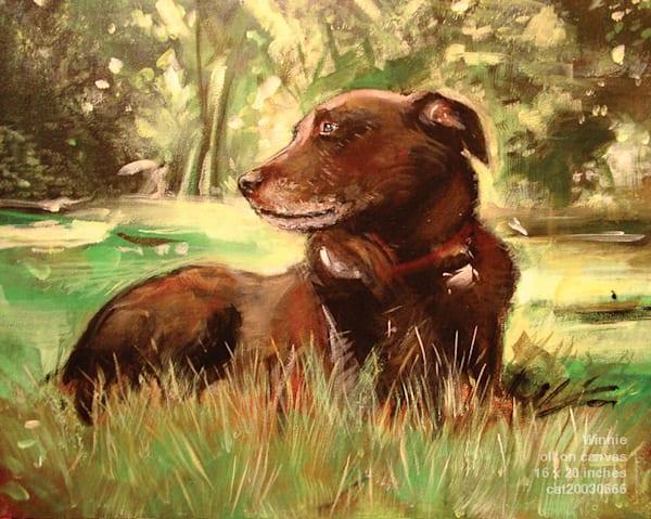 Winnie Art | Sandy Garnett Studio