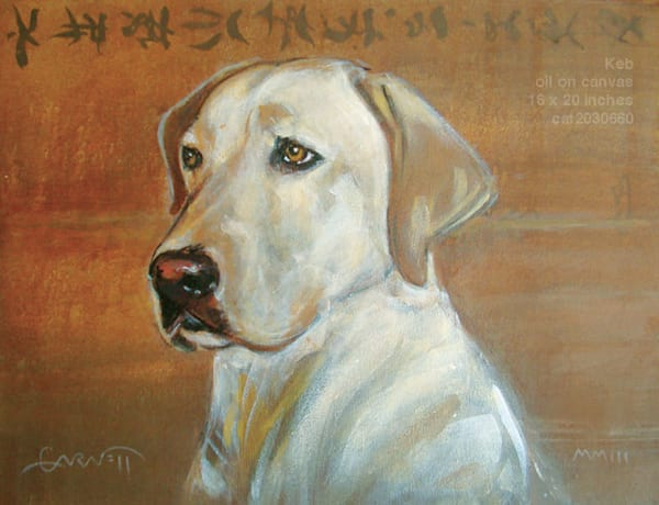 Keb Art | Sandy Garnett Studio