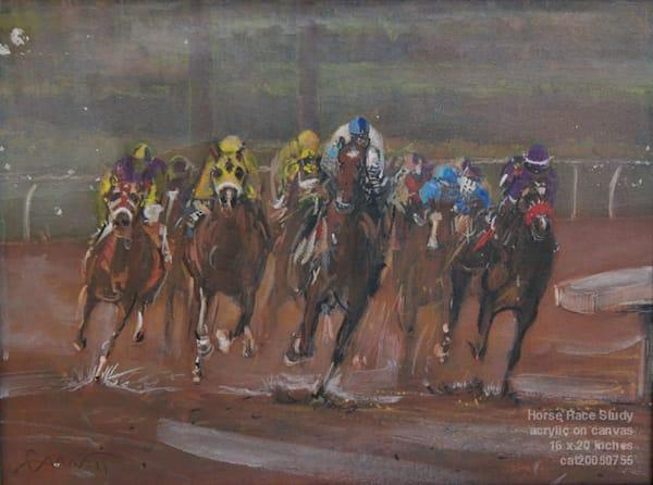 Horse Race Study
