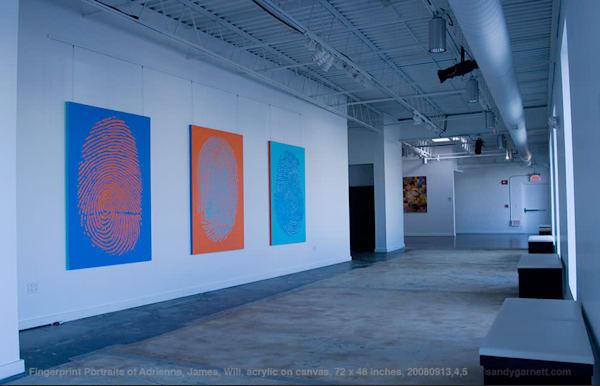 Sternlicht Art | Sandy Garnett Studio