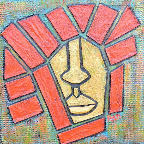 Boxed In by Sheryl Keen | SavvyArt Market original painting