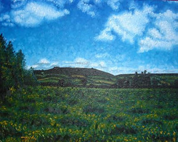 I Dream Of Ireland painting