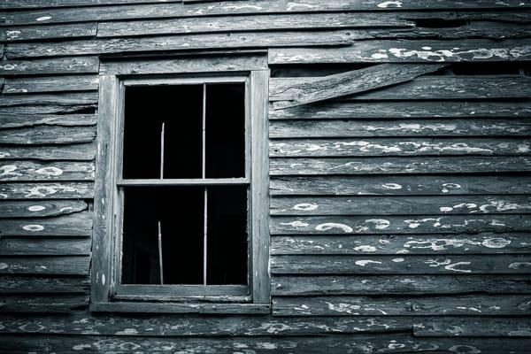 Slaves Shack | Baton Rouge | Louisiana in Black and White