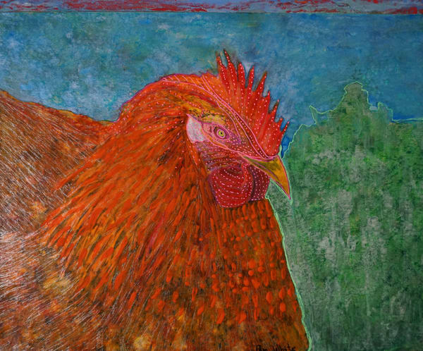 Henny Penny Art | Pam White Art