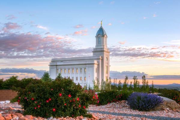 Cedar City Temple - Sacred Trust