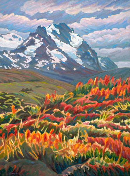 Adventure - Sherry Nielsen - Bulkley Valley Artist