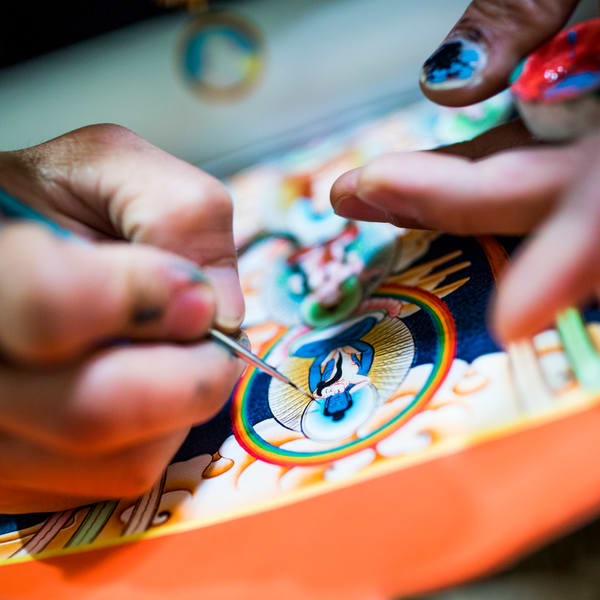 Painter | Bhutan