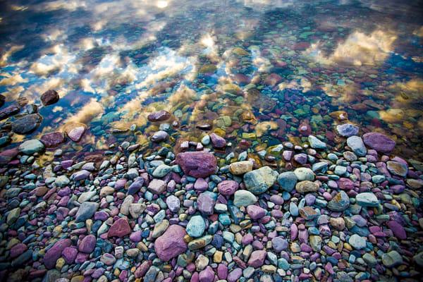 Reflection   Glacier   Montana