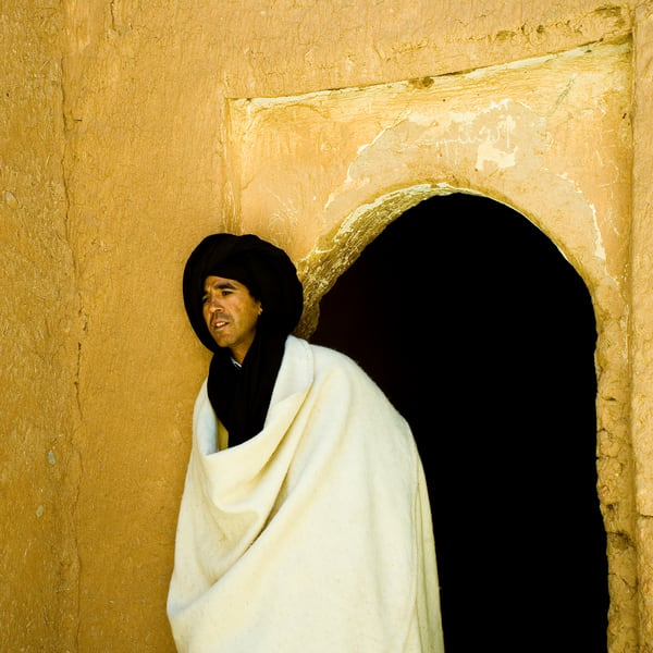 Berber Nomad | Morocco, photograph