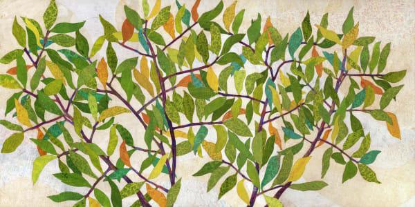 Happy Tree Art | Karen Sikie Paper Mosaic Studio