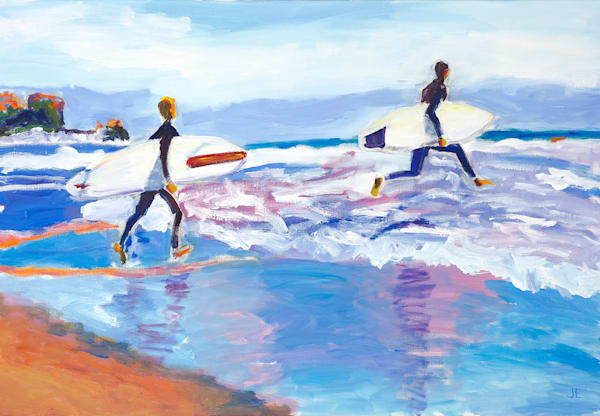 Surfs Up Card Art | HFA print gallery