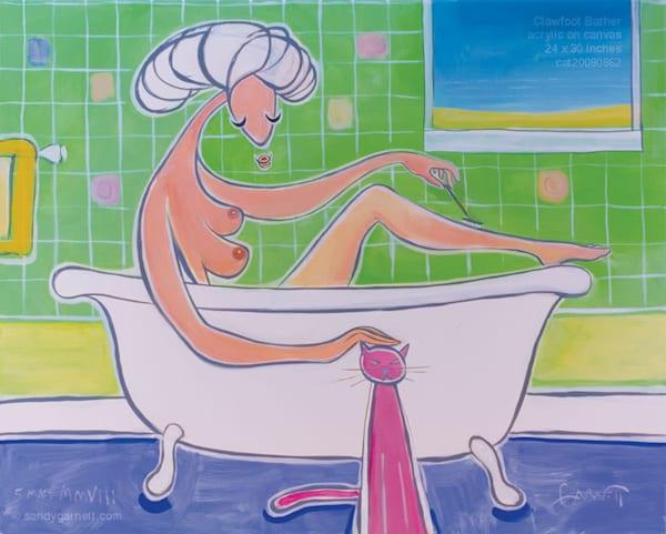 Clawfoot Bather