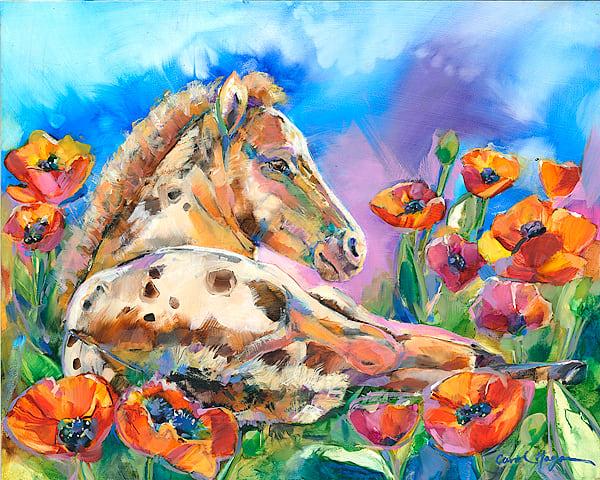 Poppy Princess by Carol Hagan