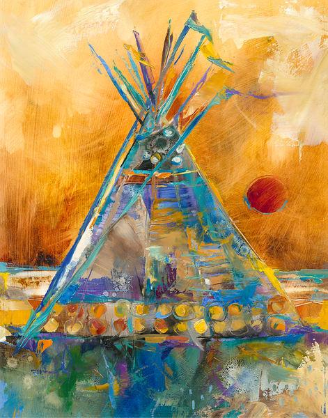 Many Circles by Carol Hagan