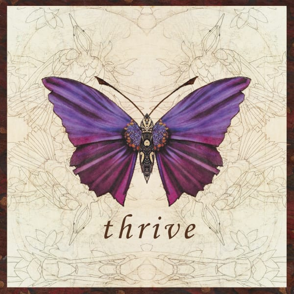 Thrive Art | Karen Sikie Paper Mosaic Studio