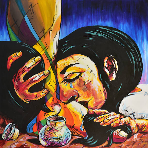 Figures | People Art | art T. Choate Fine Art Prints | Colorful Paintings of People, Humans, Figures, Tif Choate Art for Sale