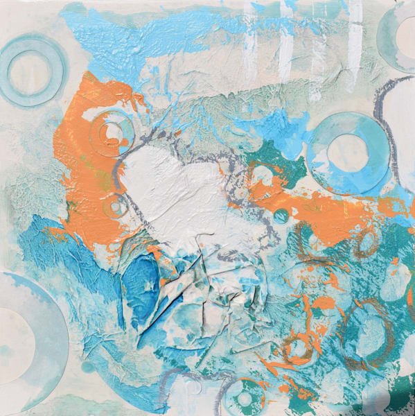 Subtle Abstract Color Art for sale | Anne Rivers