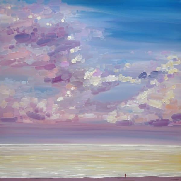 Brighton seascape painting