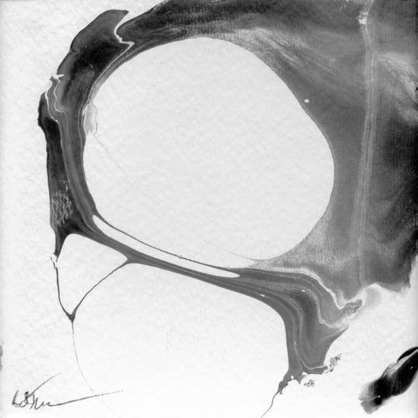 Let It Flow; Black & White I, Ii Art | Studio Artistica