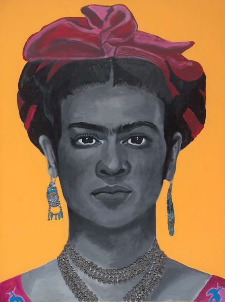 Frida Kahlo – This Woman's Work
