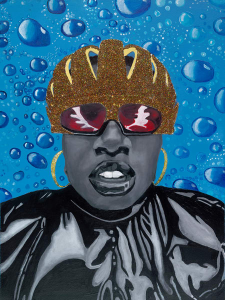 Missy Elliott – My 1st Thought Art | Robin Imaging Services