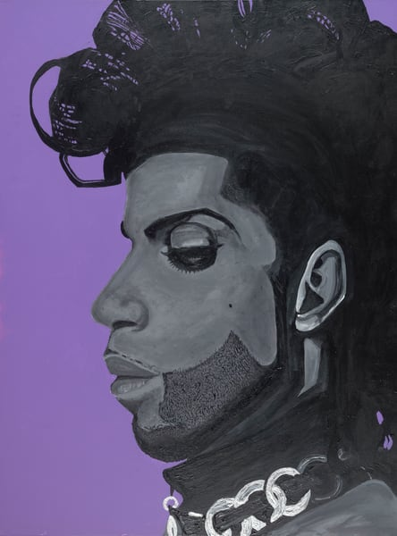 Prince – Men From Mars Art | Robin Imaging Services