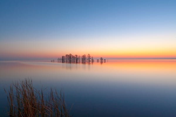 Lake Sunrise Fine Art Prints | Robbie George