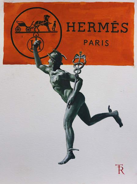 Tomasz Rut Fine Art | Classics United | Hermes