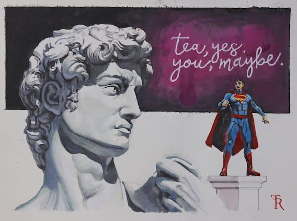 Tomasz Rut Fine Art | Classics United | Superman