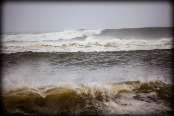 Hurricane Surf Photography Art | David Frank Photography
