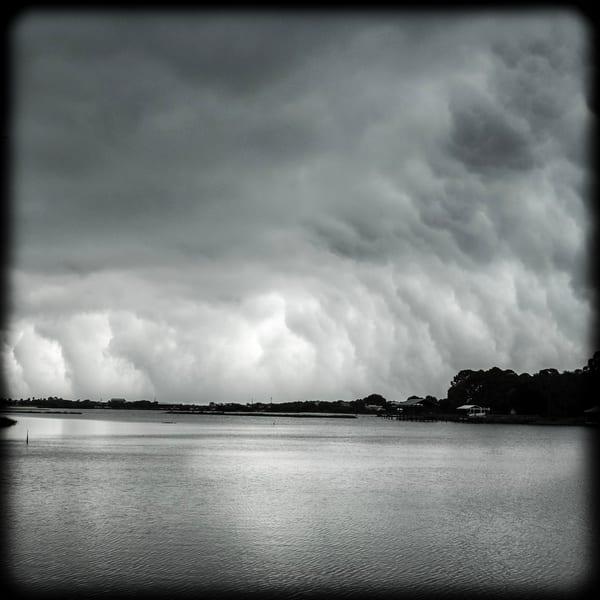 Square Storm Photography Art | David Frank Photography
