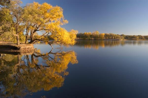 Lake Fryer, Fall Colors