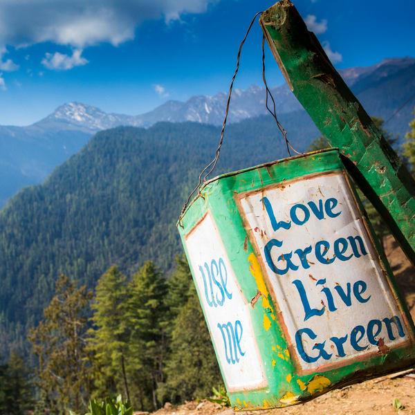 Love Green Live Green | Bhutan