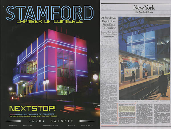 Stamford Train Station
