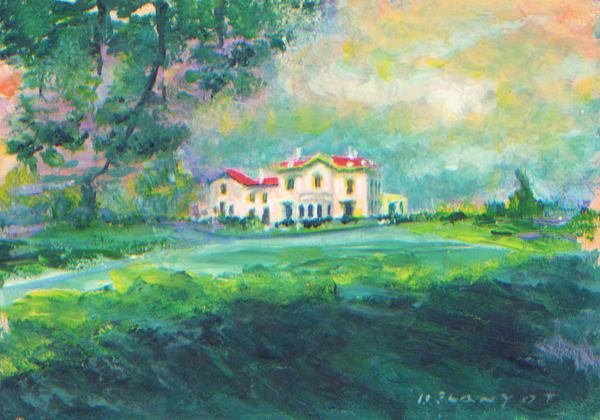 Astor Beechwood #2 Art Print