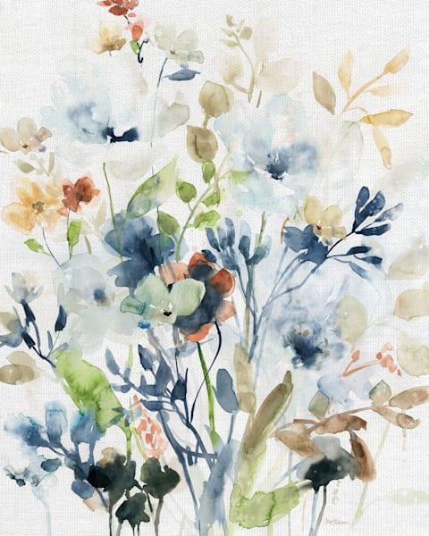 Holland Spring Mix 1 Canvas Art by Carol Robinson