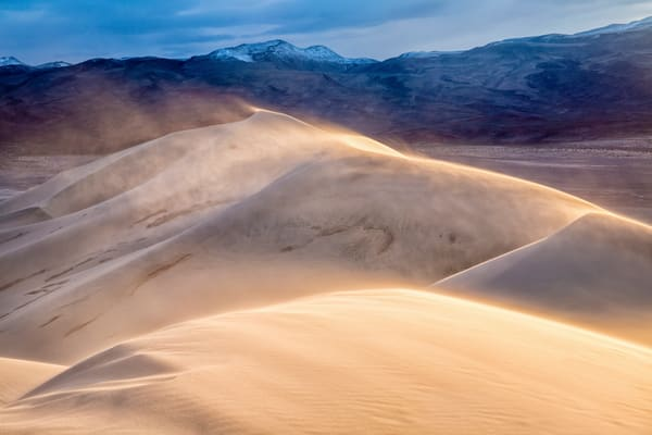 Death Valley Sand Storm