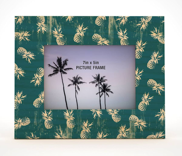 Pineapple Pattern 9x11 Frame | Pictures Plus