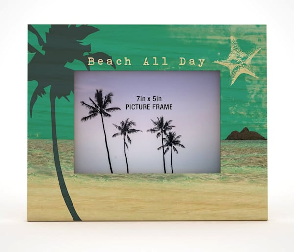 Beach All Day 9x11 Frame | Pictures Plus