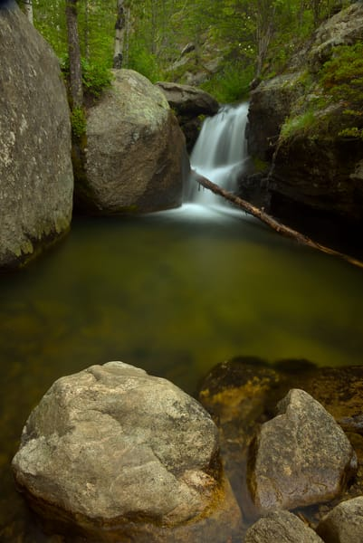 Cow Creek Cascade