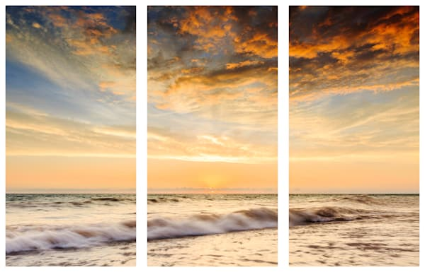 Day is Done - Triptych