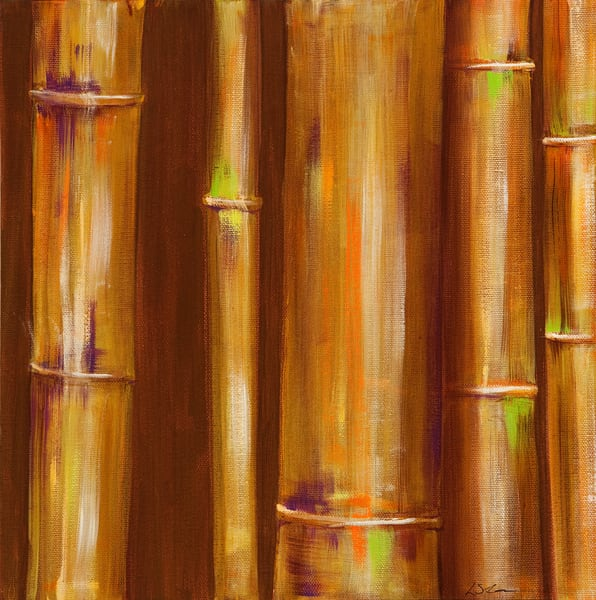 Travels In Bamboo: New Growth Art | Studio Artistica