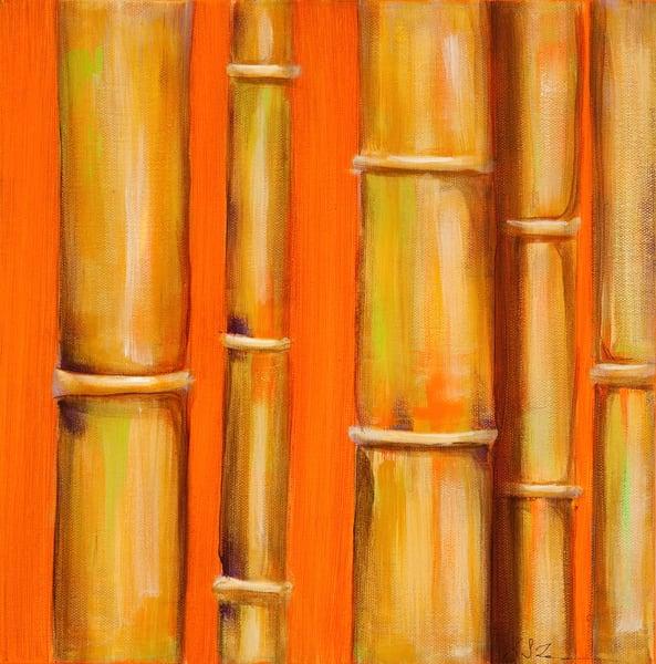 Travels In Bamboo: Sonya Art | Studio Artistica