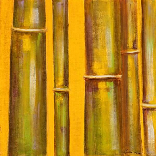 Travels In Bamboo: Yummy Yellow Art | Studio Artistica