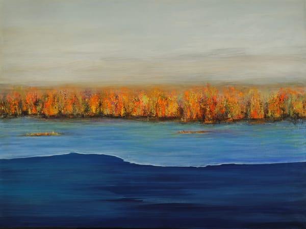 Sunday Morning In The Blue Art | Studio Artistica