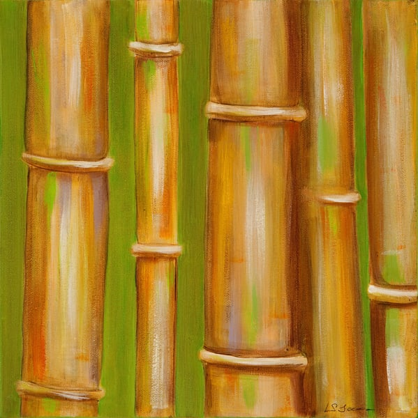 Travels in Bamboo: Green Gold