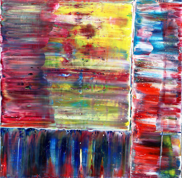 Smooth Things Out abstract painting