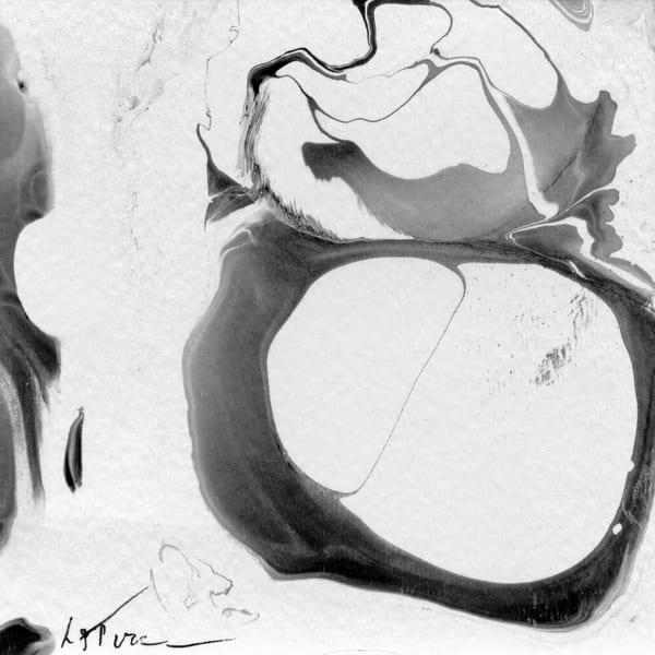 Let It Flow: Bw Ii Art | Studio Artistica