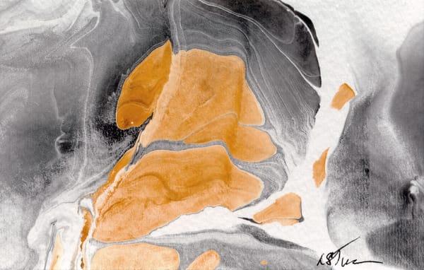 Let It Flow: Gray Orange VI